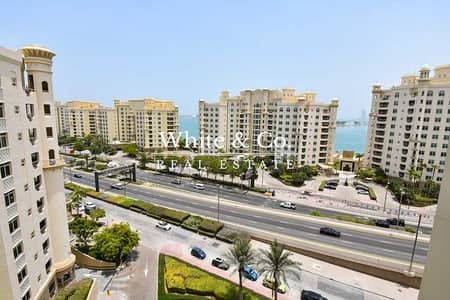 3 Bedroom Apartment for Sale in Palm Jumeirah, Dubai - High Floor   Vacant On Transfer   Partial Sea View