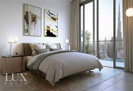 3 Bedroom Apartment for Sale in Downtown Dubai, Dubai -   Genuine Re-Sale   Burj View   Payment Plan  