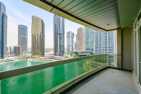 3 Bedroom Apartment for Rent in Jumeirah Lake Towers (JLT), Dubai - Prime I Spacious I Breathtaking I Spectacular View