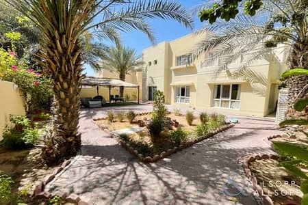 4 Bedroom Villa for Sale in The Meadows, Dubai - Large 4 Bedroom | Next to Park | Type 12