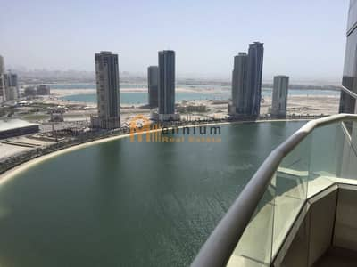 2 Bedroom Flat for Sale in Al Khan, Sharjah - Spacious Two Bedroom Sea View for Sale in Asas
