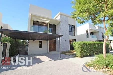 5 Bedroom Villa for Sale in DAMAC Hills (Akoya by DAMAC), Dubai - Ready To Move In/Huge Independent Villa/5 Bedroom