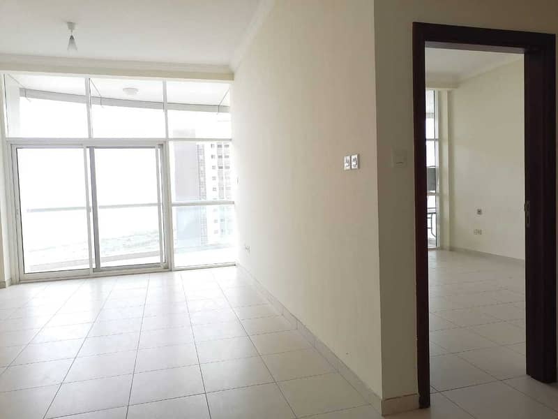 PAY 4CHQS | PERFECT CANAL VIEW | FUNCTIONAL 1BR | HUGE BALCONY @50K