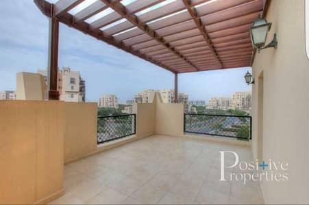 2 Bedroom Flat for Sale in Remraam, Dubai - 2 Bed | Balcony  | Semi Closed Kitchen | Terrace