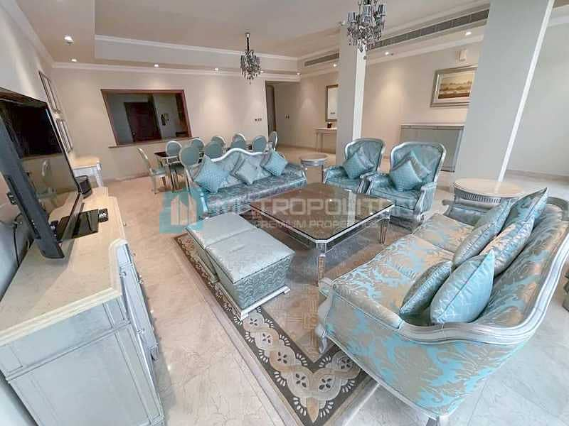 Fully Furnished | Sea view | With Private Pool