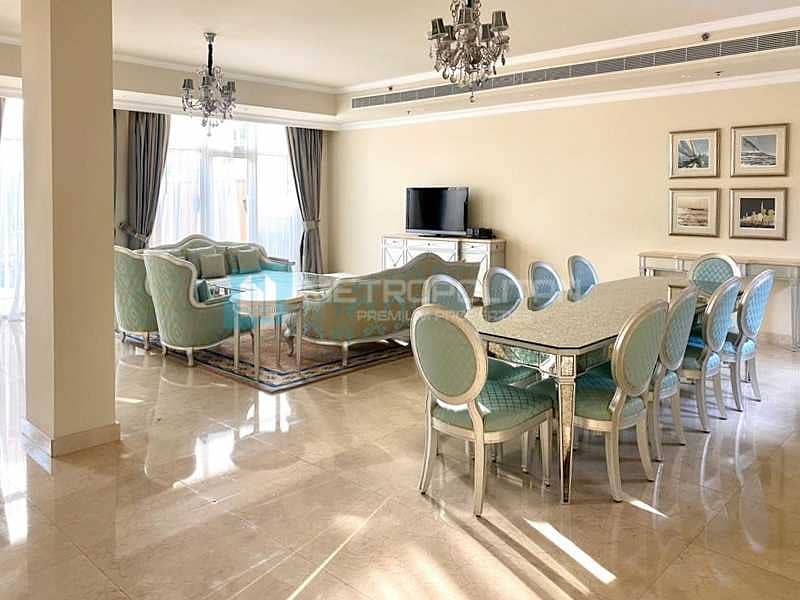 2 Fully Furnished | Sea view | With Private Pool