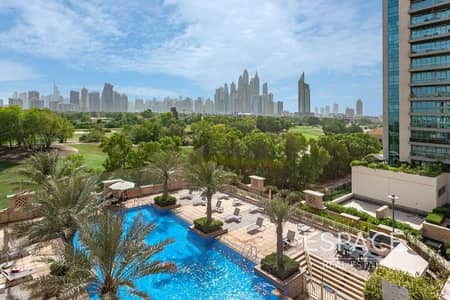 2 Bedroom Flat for Sale in The Views, Dubai - Vacant 2 Bedrooms with Access to Pool and Golf Course View