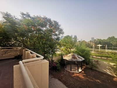 فیلا 5 غرف نوم للايجار في السهول، دبي - Park Facing