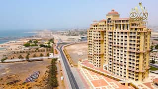 Own your apartment in the finest places in Ras Al Khaimah with a stunning view and a very attractive price