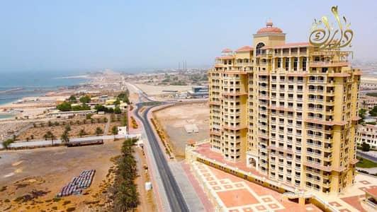 فلیٹ 2 غرفة نوم للبيع في جزيرة المرجان، رأس الخيمة - Own your apartment in the finest places in Ras Al Khaimah with a stunning view and a very attractive price