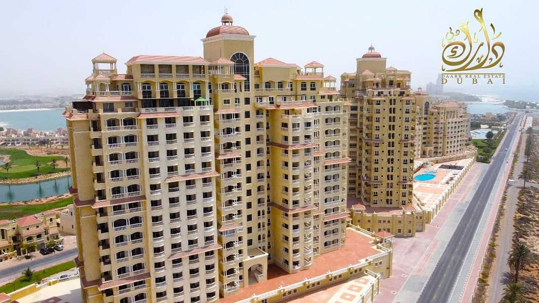 2 Own your apartment in the finest places in Ras Al Khaimah with a stunning view and a very attractive price
