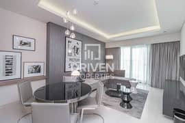 Exclusive   Well-managed Apt   Burj View
