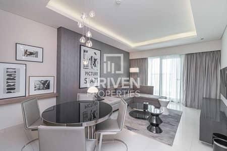 شقة 1 غرفة نوم للبيع في الخليج التجاري، دبي - Exclusive   Well-managed Apt   Burj View