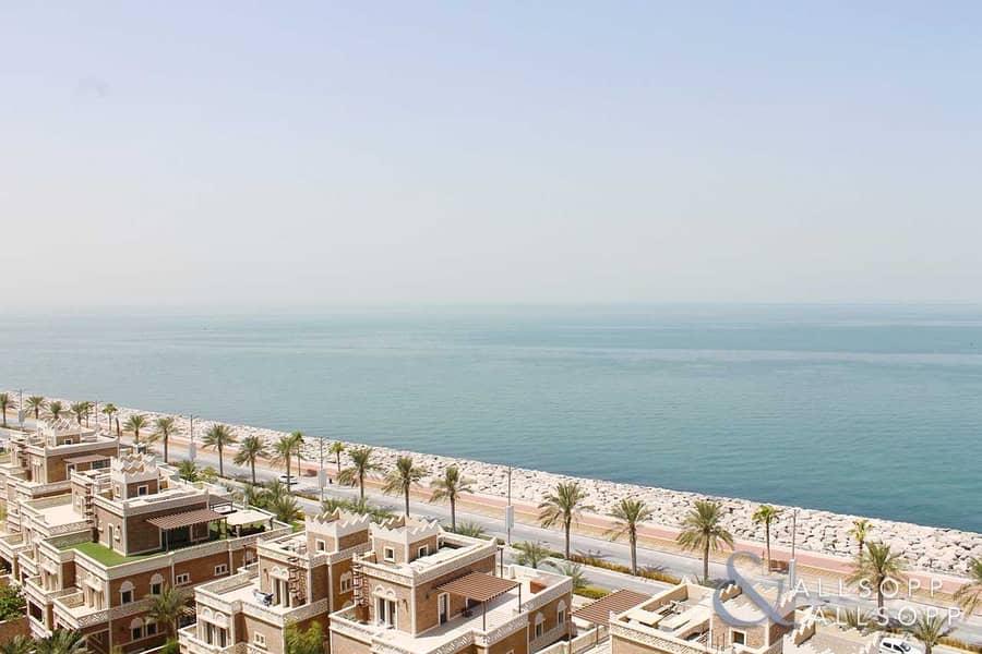 2 2 Bed & Maid | Sea View | Beach Access