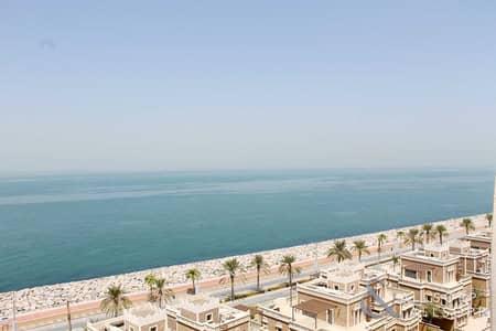 شقة 2 غرفة نوم للايجار في نخلة جميرا، دبي - 2 Bed & Maid | Sea View | Beach Access