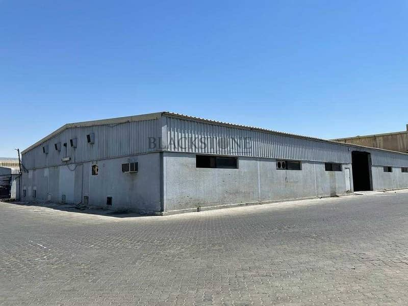 WAREHOUSE IN JAFZA NORTH FOR RENT