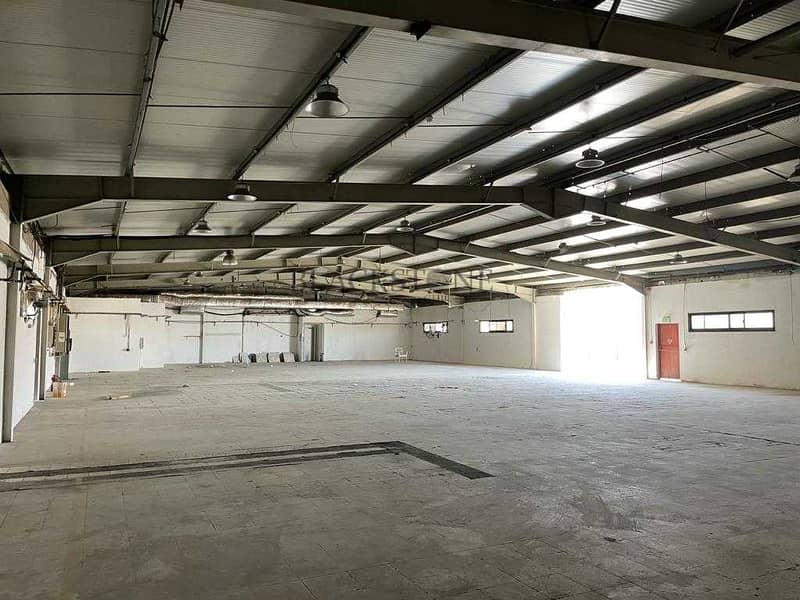 25 WAREHOUSE IN JAFZA NORTH FOR RENT