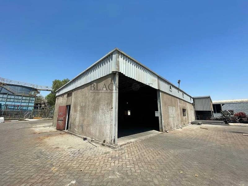 Warehouse for rent in JAFZA | Prime location | JAFZA NORTH