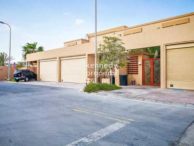 4 Bedroom Townhouse for Rent in Khalifa City A, Abu Dhabi - Private Entrance | All Masters BR | White Goods