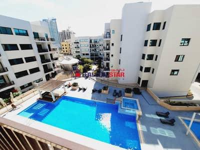شقة 1 غرفة نوم للايجار في قرية جميرا الدائرية، دبي - POOL VIEW | BIGGEST SIZE ONE BEDROOM | NO SEPARATE CHILLER