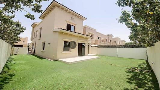 3 Bedroom Villa for Rent in Reem, Dubai - Type 1E | Huge Layout | Single Row | Pool View |Ca