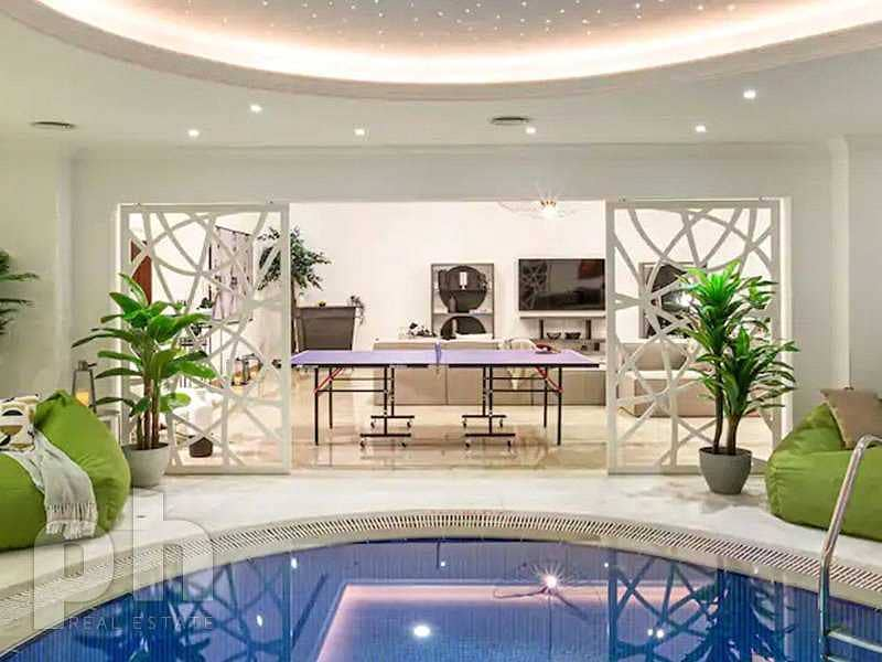 2 Fully Furnished   Indoor Swimming Pool