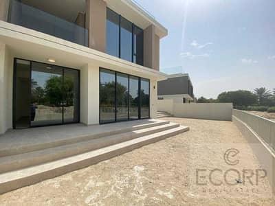 3 Bedroom Villa for Rent in Dubai Hills Estate, Dubai - Golf Course View | 3BR+M | Corner Unit