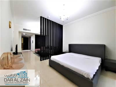 Studio for Rent in Jumeirah Village Circle (JVC), Dubai - SPACIOUS FULLY FURNISHED STUDIO APARTMENT IN JVC
