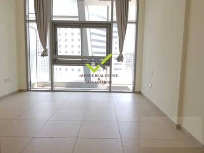 1 Bedroom Flat for Rent in Danet Abu Dhabi, Abu Dhabi - Enticingly with a Unique Style! 1 Master Room with Kitchen Appliances!