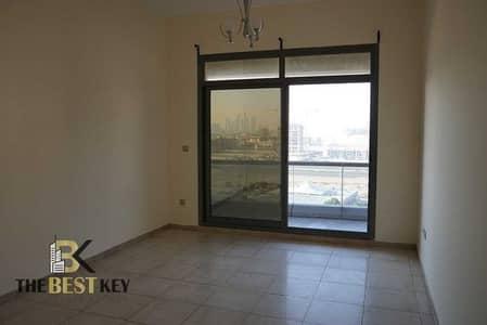 شقة 1 غرفة نوم للبيع في مدينة دبي الرياضية، دبي - Hurry up affordable one bedroom for sale in Hamza tower