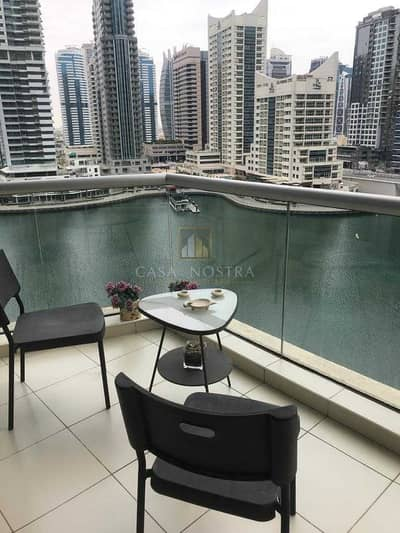 Furnished 1BR with Marina View Vacant on Transfer