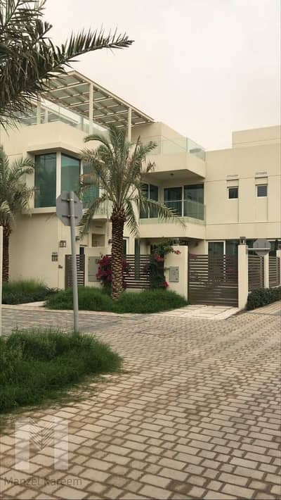 3 Bedroom Townhouse for Sale in The Sustainable City, Dubai - Corner 3 BR Townhouse in Sustainable city