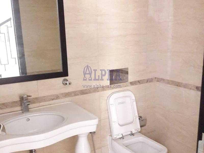 16 Beautiful Pool View! Unfurnished Villa in Al Hamra