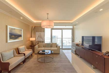 1 Bedroom Hotel Apartment for Rent in Downtown Dubai, Dubai - All Inclusive | Furnished | Five Star Hotel
