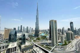 Full Burj View | High Floor | Best Layout