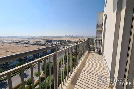 3 Bedroom Flat for Sale in Town Square, Dubai - 3 Bedrooms | Balcony | Well Maintained