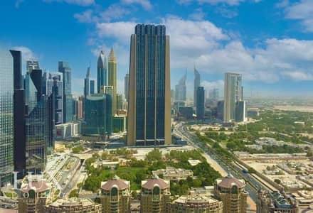 شقة 2 غرفة نوم للبيع في وسط مدينة دبي، دبي -   High Floor   DIFC View   Stunning Finishings  