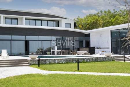 6 Bedroom Villa for Sale in Nurai Island, Abu Dhabi - PRIVATE BEACH ACCESS|6 BEDS|LUXURY VILLA|NURAI ISLAND
