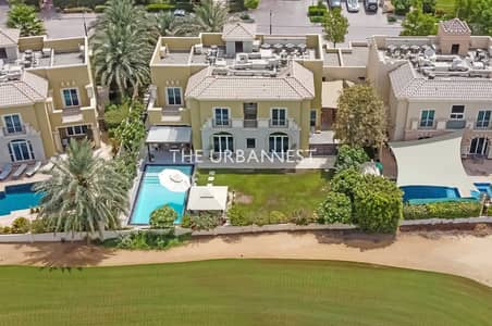 5 Bedroom Villa for Sale in Dubai Sports City, Dubai - EXCLUSIVE   Elegantly Upgraded B1   Stunning View