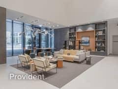 شقة في برج دي تي 1 وسط مدينة دبي 2 غرف 175000 درهم - 5287136