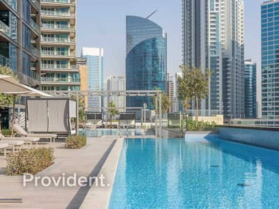 2 Bedroom Flat for Rent in Downtown Dubai, Dubai - Exclusively Managed | Pool View | Ready to Move In