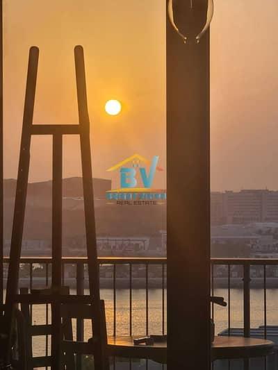 شقة 3 غرف نوم للايجار في شاطئ الراحة، أبوظبي - Very Luxurious and Spacious 3BHK Apartment with Amazing View