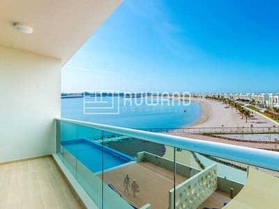 1 Bedroom Flat for Sale in Ras Al Khaimah Gateway, Ras Al Khaimah - Sea view 1 bedroom for Sale in Gateway