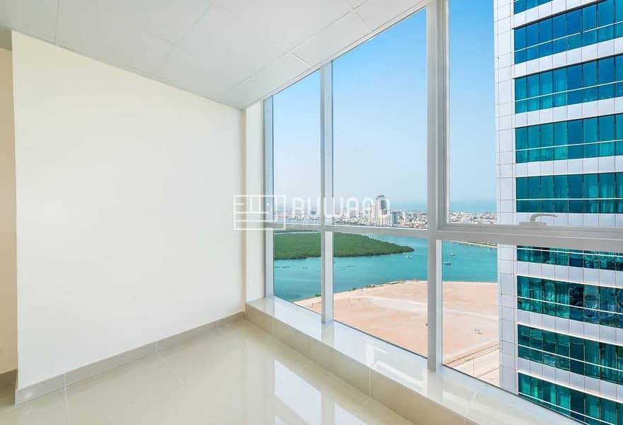 Fantastic Office for Rent in Julphar Towers