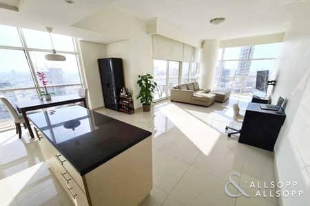 شقة 2 غرفة نوم للبيع في قرية جميرا الدائرية، دبي - 2 Bed + Maids | 0% Commission | High Floor