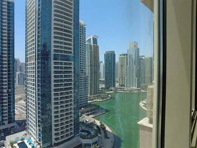 شقة 2 غرفة نوم للايجار في أبراج بحيرات الجميرا، دبي - شقة في برج أيكون 1 برج أيكون أبراج بحيرات الجميرا 2 غرف 55000 درهم - 5287378