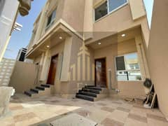 GRAB THE DEAL BRAND NEW VILLA FOR RENT IN AJMAN AL YASMEEN FOR ALL NATIONALITIES 5 BEDROOMS HALL RENT 65,000/- AED YEARLY