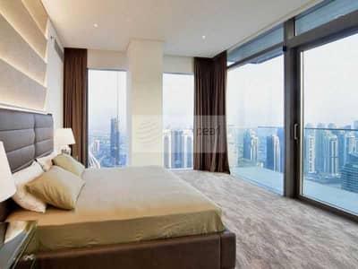 بنتهاوس 4 غرف نوم للبيع في دبي مارينا، دبي - Unique Luxury Duplex Penthouse   Full Marina View