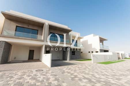 3 Bedroom Villa for Rent in Yas Island, Abu Dhabi - Splendid! Single row 3 BHK Villa+Maid