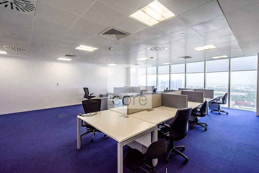 2 High Standards   Furnished Office  Available